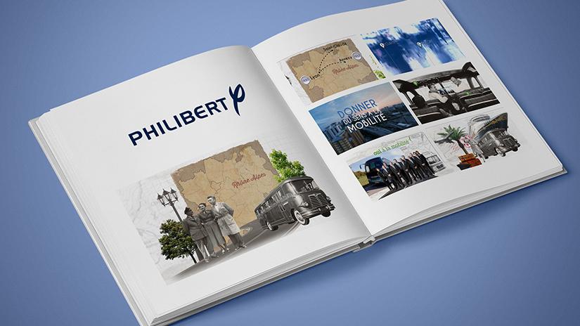 Direction artistique – Philibert