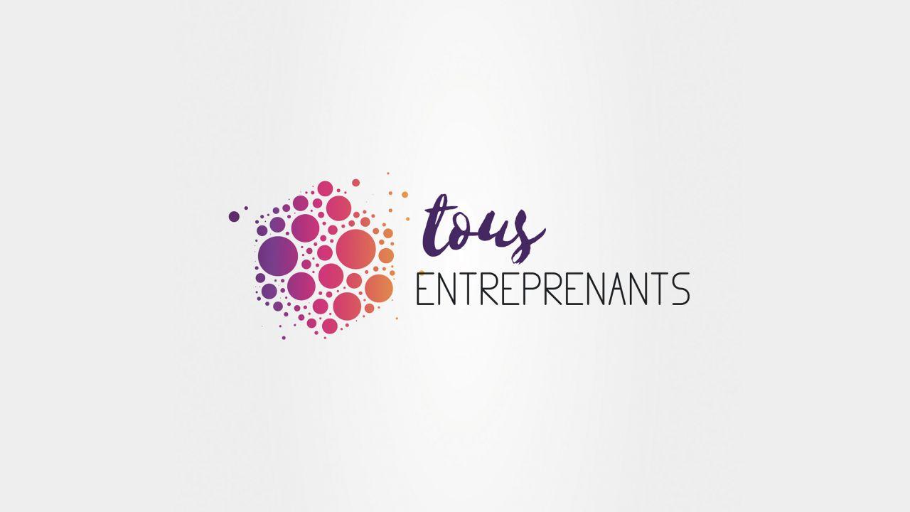 Direction Artistique – Identité Visuelle Tous Entreprenants